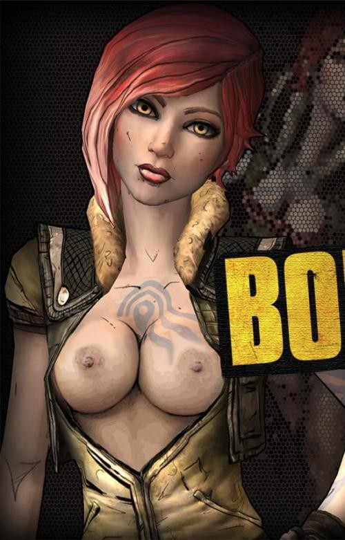Borderlands Hentai Comic
