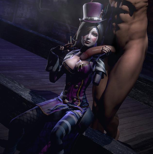 Lilith nude mod